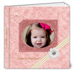 12 Months - 8x8 Deluxe Photo Book (20 pages)