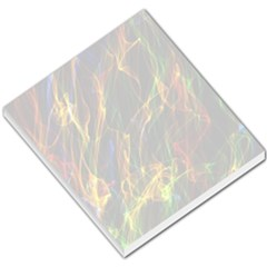 Abstract Smoke Small Memo Pad by StuffOrSomething