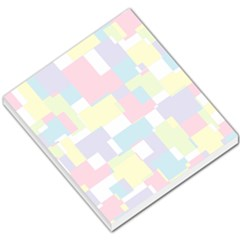 Mod Pastel Geometric Small Memo Pad by StuffOrSomething