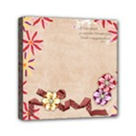 Blooming canvas - Mini Canvas 6  x 6  (Stretched)