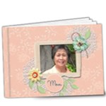 9x7: Mother s Love - 9x7 Deluxe Photo Book (20 pages)