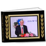 McGovern2 - 9x7 Deluxe Photo Book (20 pages)