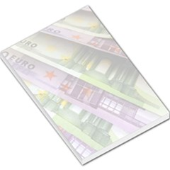 Just Gimme Money Large Memo Pad