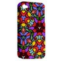 Bright Colors Apple iPhone 4/4S Hardshell Case (PC+Silicone) View2