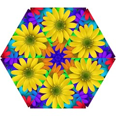 Gerbera Daisies Mini Folding Umbrella by StuffOrSomething