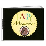 Happy Memories 9x7 album - 9x7 Photo Book (20 pages)