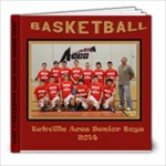 Basketball 2014 - 8x8 Photo Book (20 pages)