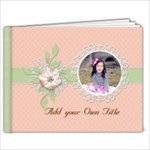 9x7 : Sweet Memories - 9x7 Photo Book (20 pages)