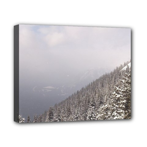 Banff Canvas 10  X 8  (framed) by DmitrysTravels