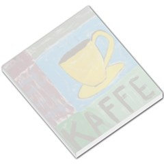 Kaffe Painting Small Memo Pad by StuffOrSomething