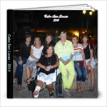 Cabo San Lucas 2014 - 8x8 Photo Book (20 pages)