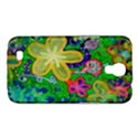 Beautiful Flower Power Batik Samsung Galaxy Mega 6.3  I9200 Hardshell Case View1