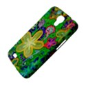 Beautiful Flower Power Batik Samsung Galaxy Mega 6.3  I9200 Hardshell Case View4