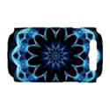 Crystal Star, Abstract Glowing Blue Mandala Samsung Galaxy S III Hardshell Case (PC+Silicone) View1
