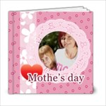 Morthers day - 6x6 Photo Book (20 pages)