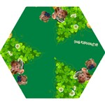 st patrick s Day - Mini Folding Umbrella