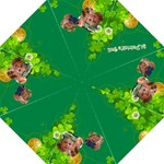 st patrick s Day - Folding Umbrella