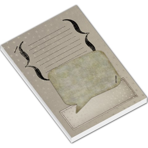 Memo Pad For Dad By Shelly   Large Memo Pads   Ivvcvpfiy049   Www Artscow Com