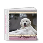 Puppybook 2014 - 4x4 Deluxe Photo Book (20 pages)
