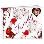 Celebrating Family - 9x7 Photo Book (20 pages)