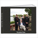 prom book - 9x7 Photo Book (20 pages)