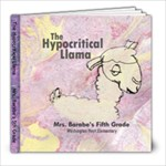 Hypocritical Llama 8x8 - 8x8 Photo Book (20 pages)