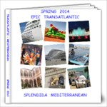Spring 2014 Cruises - 12x12 Photo Book (20 pages)