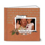 6x6 DELUXE: Super Dad! - 6x6 Deluxe Photo Book (20 pages)