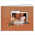 11 x 8.5 : Super Dad! - 11 x 8.5 Photo Book(20 pages)
