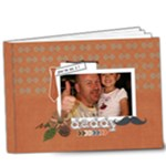 9x7 DELUXE : Super Dad! - 9x7 Deluxe Photo Book (20 pages)