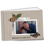 9x7 DELUXE: Greatest Dad! - 9x7 Deluxe Photo Book (20 pages)