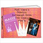 Madi Princess Book - 9x7 Photo Book (20 pages)