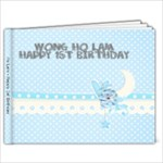Ho lam - Happy 1st Birthday (A) - 9x7 Photo Book (20 pages)
