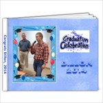 Graduation book - 7x5 Photo Book (20 pages)