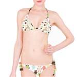 Spring Blossoms Beach Bikini 2 - Bikini Set