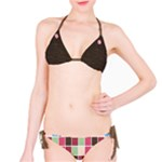 Bloop Bleep Beach Bikini 1 - Bikini Set