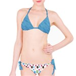 Bloop Bleep Beach Bikini 2 - Bikini Set