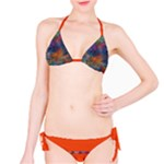 Tye Dyed Beach Bikini 2 - Bikini Set