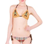 Sock Monkey Love Beach Bikini - Bikini Set