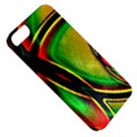 Multicolored Modern Abstract Design Apple iPhone 5 Classic Hardshell Case View5