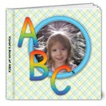 ABCs - Gender Neutral - 8x8 Deluxe Photo Book (20 pages)