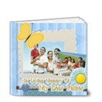 dad, fathers day, boy, man, fun, family, happy - 4x4 Deluxe Photo Book (20 pages)