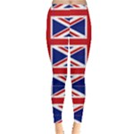 The British Print Leggings - Leggings