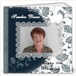 mums 70th - 12x12 Photo Book (20 pages)