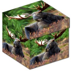 Majestic Moose Storage Stool 12  by StuffOrSomething