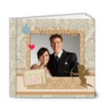 Wedding  gold Book - 6x6 Deluxe Photo Book (20 pages)