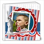 usa - 8x8 Photo Book (20 pages)