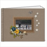 11 x 8.5 : Together as a Family - 11 x 8.5 Photo Book(20 pages)