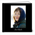 Ann - 8x8 Photo Book (20 pages)