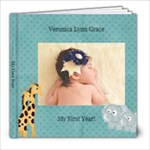 Veronica s book - 8x8 Photo Book (20 pages)